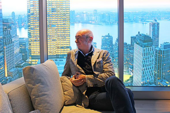 <strong>Interview with Piero Lissoni</strong>