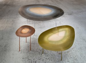 <strong>UUfie blends metal and wood in </strong>